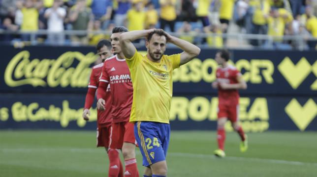 Malbasic ya ha debutado con el Cádiz CF.