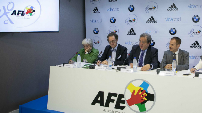 La AFE ha enviado un comunicado a sus afiliados.