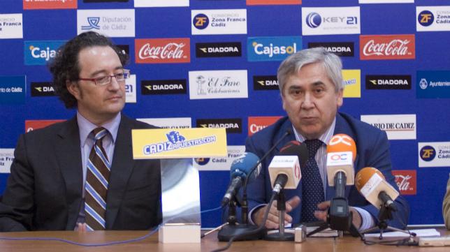Juan de Dios Crespo representó al Cádiz CF en el caso Kiko Femenía.