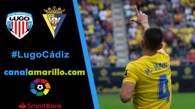 El Cádiz CF quiere dar un golpe en la mesa  en Lugo