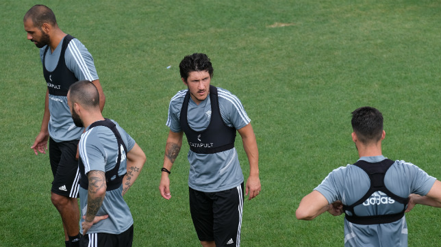 El Cádiz CF descansa el fin de semana y retoma el trabajo el lunes.