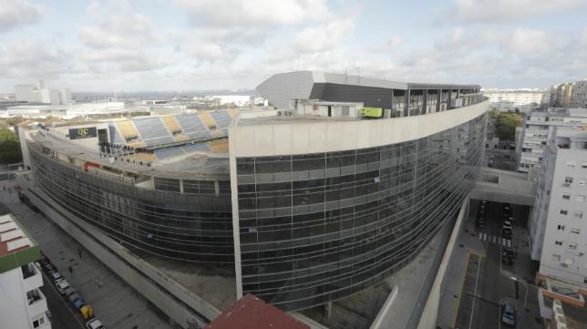 Panorámica del Nuevo Estadio Ramón de Carranza.