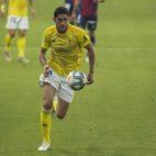 Bodiger dejó buenas sensaciones en El Alcoraz ante el Huesca.