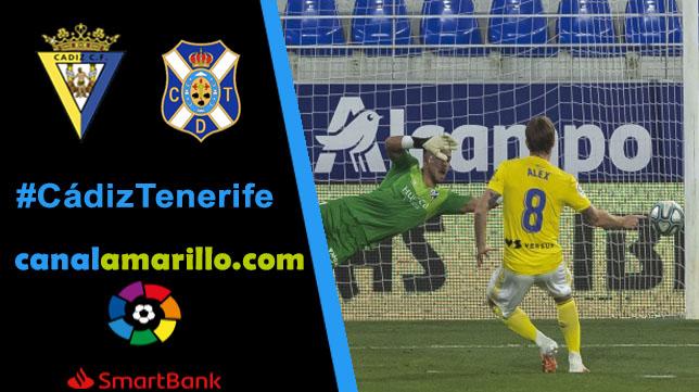El Cádiz CF quiere ganar en casa al Tenerife