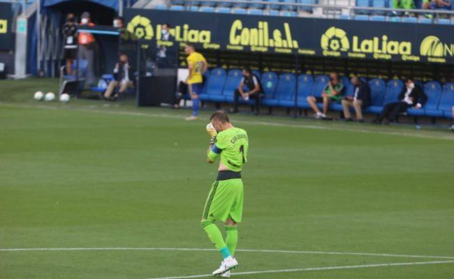 El Cádiz CF no sumó ningún punto ante el Tenerife.