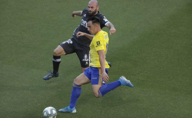 Jurado destacó en el once titular.