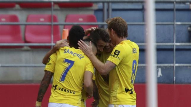 El Cádiz CF no repetirá once.
