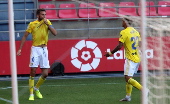 El Cádiz CF sigue siendo el líder.