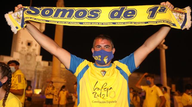 El Cádiz CF ya es de Primera.