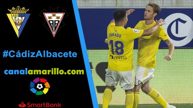 El Cádiz acaba la temporada en casa ante el Albacete