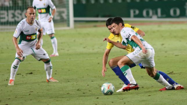 Bodiger no estará ante el Oviedo.