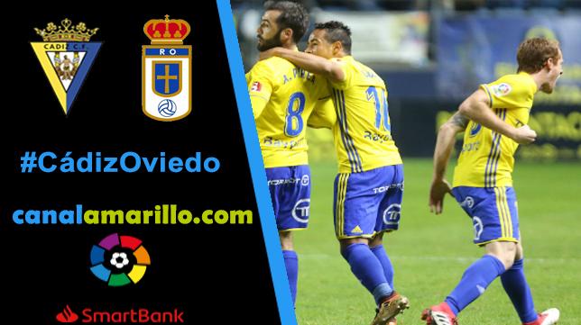 El Cádiz CF necesita ganar al Real Oviedo
