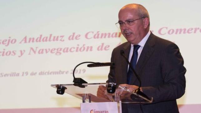 Javier Sánchez Rojas, presidente de la CEC.