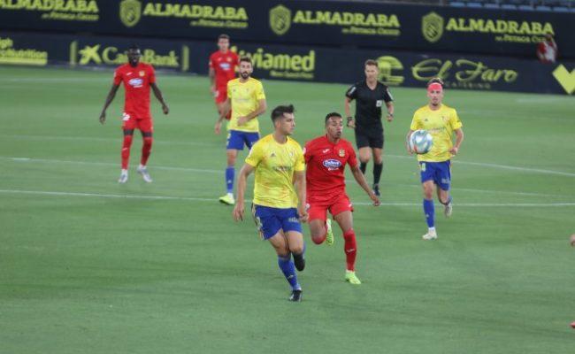 Marcos Mauro ha desbancado de la titularidad a Fali.