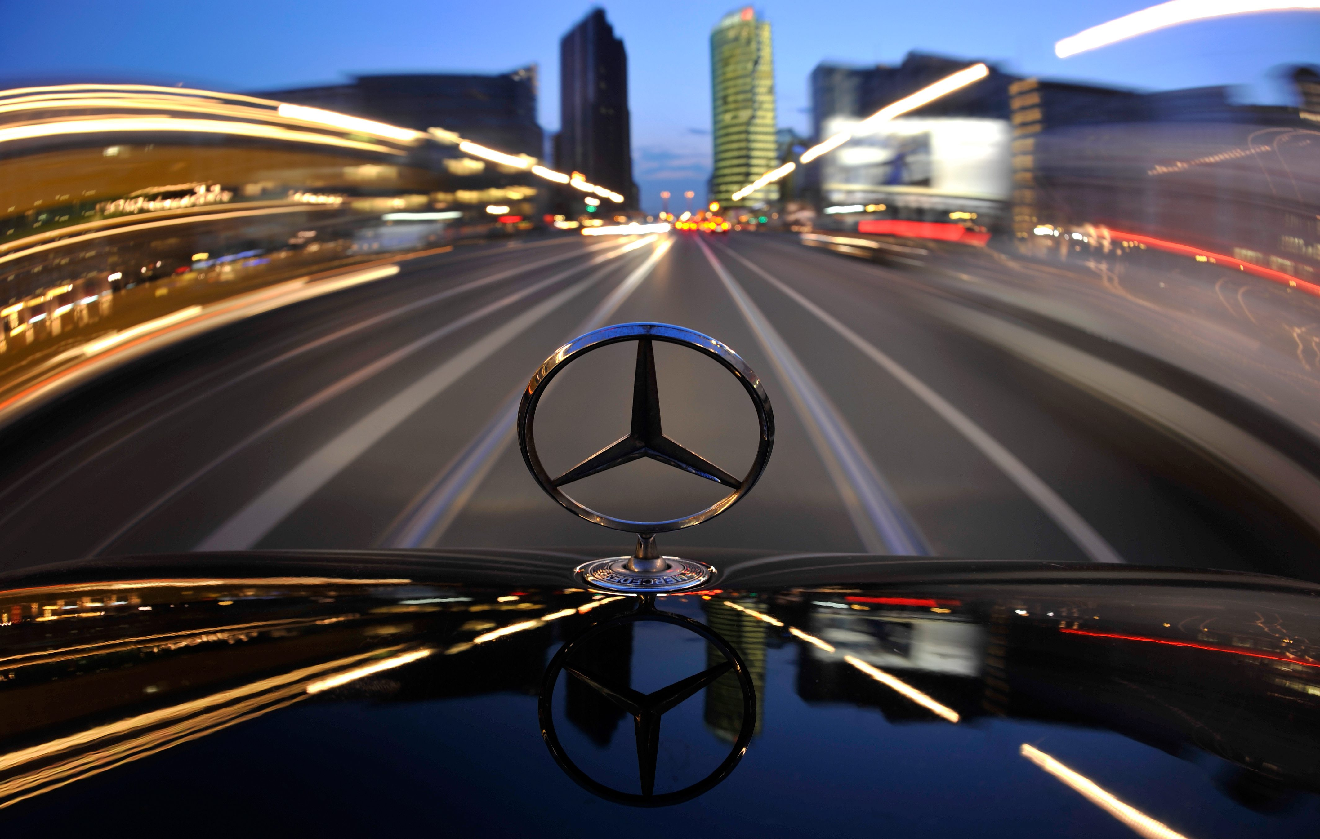 Las ventas de Mercedes-Benz suben un 16% entre enero y septiembre