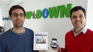 La «start-up» malagueña que amenaza el monopolio de Google Play