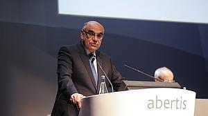 «Resultado histórico» de Abertis que gana 1.797 millones entre enero y septiembre por Cellnex