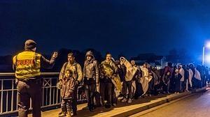 Los refugiados, el «elemento estabilizador» para la economía alemana