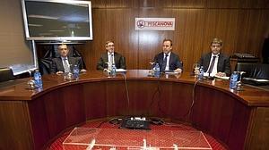 Minoritarios de Pescanova piden que la compañía pueda volver a la Bolsa a finales de noviembre
