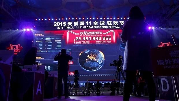 El «Día del Soltero» se da cita esta semana en China