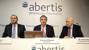 CVC pone a la venta el 6,33% de Abertis, valorado en 873 millones