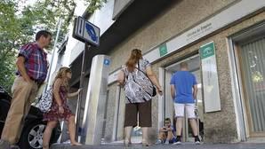 El paro continúa siendo el primer problema para los españoles