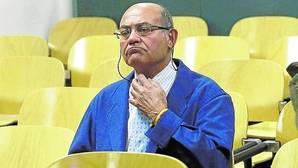 Los «mazazos» judiciales a Díaz Ferrán