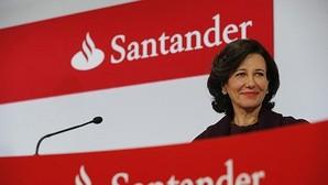 Ana Botín admite que hasta ahora no era cliente del Santander en España