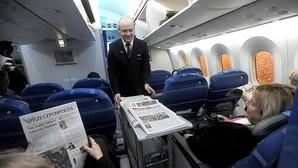 Airbus diseña asientos para los pasajeros de avión con sobrepeso