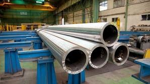 Tubos Reunidos plantea un ERE temporal para los 900 trabajadores de su planta en Amurrio (Álava)