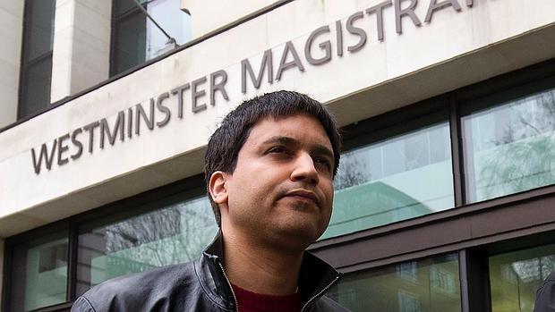 Navinder Singh Sarao, un operador británico de 37 años