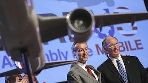 Airbus entrega su primer avión fabricado en su planta de EE.UU.