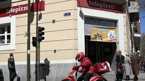 Telepizza, la cadena de 1.300 puntos de venta que nació en un local de barrio de Madrid