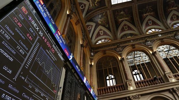 Las empresas del Ibex redujeron sus ganancias un 16% hasta marzo