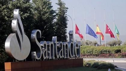La UCO entra en la sede del Banco Santander en Madrid