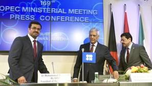 La OPEP prevé un mercado petrolero «más equilibrado» a finales de 2016