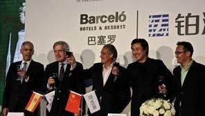 Hoteles Barceló entra en China con la franquicia de su marca