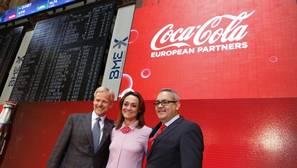 Coca-Cola European Partners traslada su sede comercial a Madrid