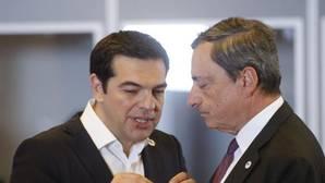 El BCE acepta de nuevo deuda griega como garantía en sus operaciones