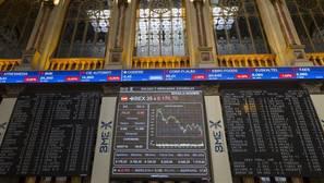 La valoración en Bolsa de las empresas del Ibex cae un 13,23% en junio por el impacto del «Brexit»