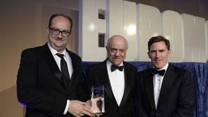 Francisco González es elegido banquero del año por la revista Euromoney