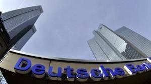 Deutsche Bank pide una ayuda de 150.000 millones para rescatar a la banca europea