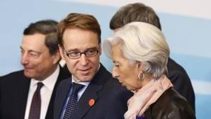 El Bundesbank pide más poder para el fondo de rescate europeo