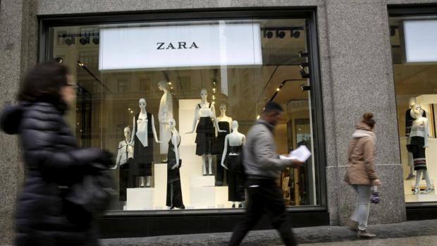 Zara planta cara a el corte ingl s en madrid - Zara en cadiz ...