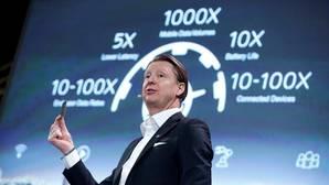 Ericsson destituye a su presidente