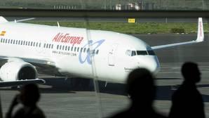 Desconvocada la huelga de pilotos de Air Europa para finales de julio y principios de agosto