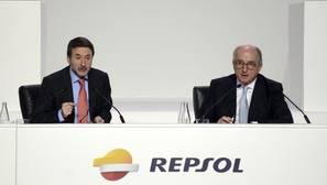 Repsol gana 639 millones hasta junio, un 39% menos, por la ausencia de ingresos extraordinarios