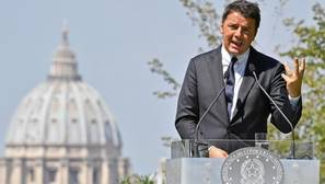 Matteo Renzi descarta una intervención pública en la banca italiana
