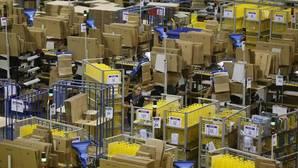 Amazon empieza a operar con su propia flota de aviones