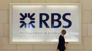 Royal Bank of Scotland perdió 2.411 millones de euros en el primer semestre